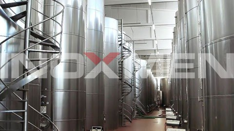 Alcoholic-Beverage-Project-Examples-Wine-Rice-wine-Distilled-Spirit-Beer-Project-Insulated-Tank-for-Wine-Storage-dd