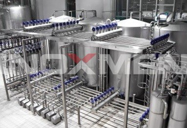 Automatic-Engineering-Examples-Dairy-Project-Automatic-CIP-System