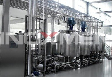 Automatic-Engineering-Examples-Dairy-Project-Emulsifying-Shearing-Tank
