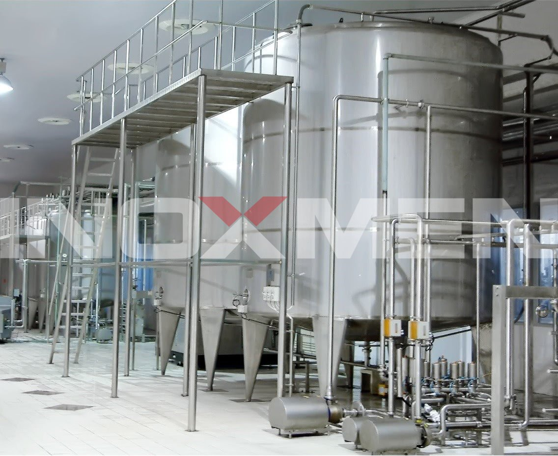 Automatic-Engineering-Examples-Dairy-Project-Storage-System