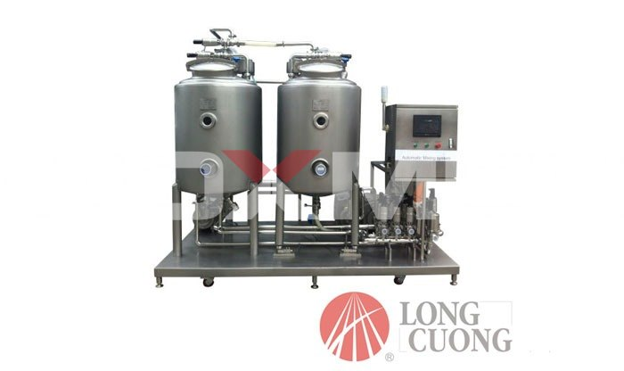Automatic-Mixing-System