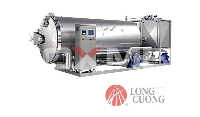 Automatic-Spray-Sterilizing Kettle-2