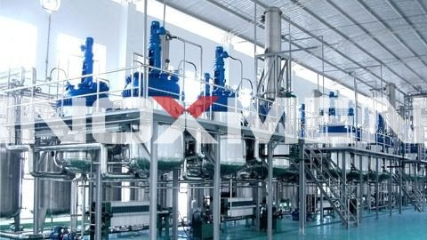 Pharmaceutical-Project-Engineering-Examples-1-Production-Line-of-Solanesol-Extraction-from-Tobacco-Enamel-dd