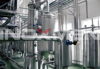 Pharmaceutical-Project-Engineering-Examples-1-Production-Line-of-Solanesol-Extraction-from-Tobacco-Evaporator