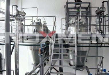 Pharmaceutical-Project-Engineering-Examples-1-Production-Line-of-Solanesol-Extraction-from-Tobacco-Extractor