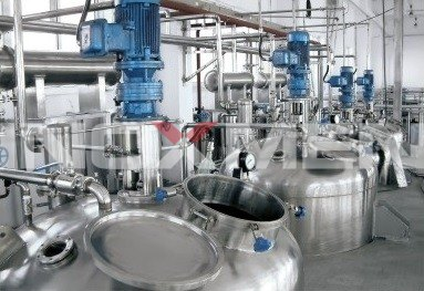 Pharmaceutical-Project-Engineering-Examples-3-Traditional-Oriental-Medicine-Extraction-and-Concentration-Line-Reactor