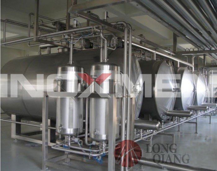 Split-type-full-auto-CIP-cleaning-system