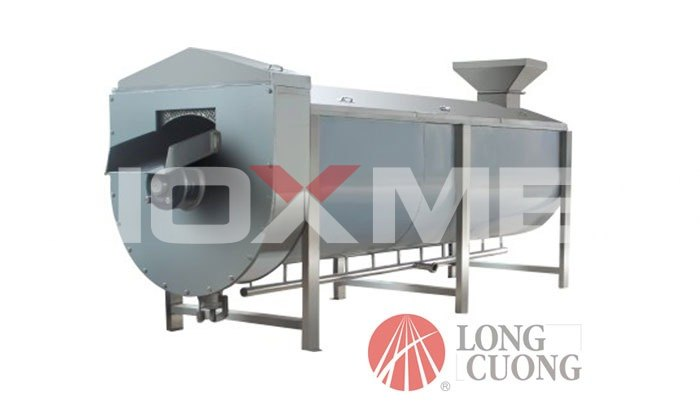 Stainless-Steel-Screw-Type-Bleaching-Machine