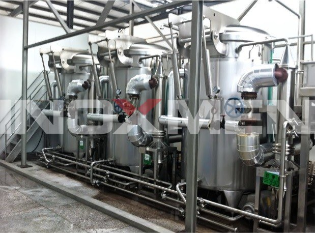 Tea-Beverage-Engineering-Examples-Extraction-System